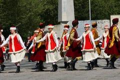 Danza tradicional Fotos de archivo libres de regalías