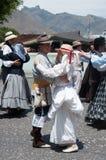 Danza tradicional, Tenerife, España Fotografía de archivo