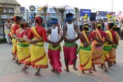 danza tribal Foto de archivo