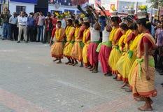 danza tribal Imagen de archivo