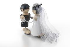 Danza Wedding ilustración del vector