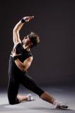 Danzas del baile del bailarín Foto de archivo libre de regalías