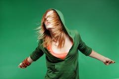 Danzatore Fotografie Stock Libere da Diritti