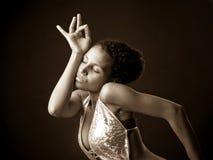 Danzatore Immagini Stock