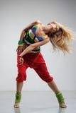 Danzatore fotografie stock