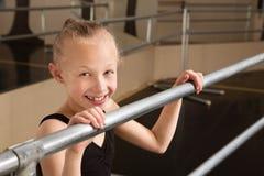 Danzatore adorabile Fotografia Stock