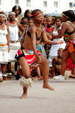 Danzatore africano fotografia stock libera da diritti