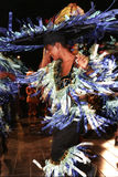 Danzatore del ballo di piega brasiliano Fotografia Stock Libera da Diritti