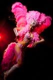 Danzatore del cabaret Immagini Stock