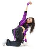 Danzatore del luppolo dell'anca Immagine Stock