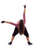 Danzatore della donna Immagine Stock