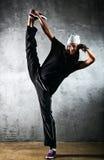 Danzatore della giovane donna Immagine Stock Libera da Diritti