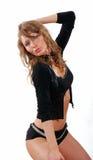 Danzatore della rottura Fotografie Stock Libere da Diritti