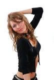 Danzatore della rottura Fotografie Stock