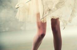 danzatore di balletto Fotografie Stock Libere da Diritti