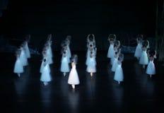 Danzatore di balletto fotografia stock libera da diritti