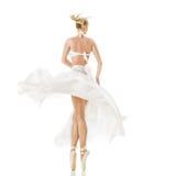 Danzatore di balletto Immagine Stock Libera da Diritti