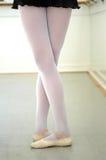 Danzatore di balletto Immagini Stock