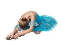 Danzatore di balletto Immagini Stock Libere da Diritti