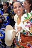 Danzatore di carnevale Fotografia Stock Libera da Diritti