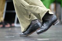 Danzatore di colpetto 2 Immagine Stock