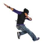 Danzatore di Hip Hop Immagini Stock