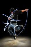 Danzatore di Hip Hop Immagine Stock Libera da Diritti