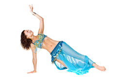 Danzatore di pancia Fotografia Stock Libera da Diritti