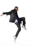 Danzatore di stile di Hip-hop Immagini Stock