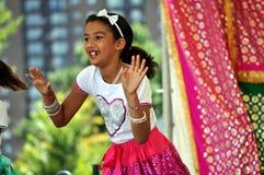 Danzatore indiano Immagini Stock Libere da Diritti