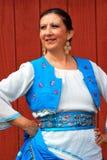 Danzatore messicano Fotografie Stock