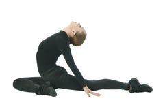 Danzatore moderno Immagine Stock Libera da Diritti