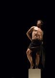 Danzatore moderno Fotografia Stock Libera da Diritti
