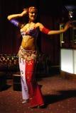 Danzatore orientale Fotografia Stock