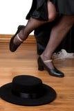 Danzatore spagnolo Immagini Stock