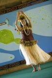 danzatore tahitian Fotografia Stock
