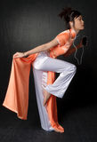 Danzatore vietnamita Immagine Stock