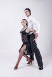 Danzatori fotografia stock libera da diritti