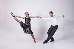 Danzatori Fotografie Stock
