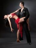 Danzatori Fotografie Stock Libere da Diritti