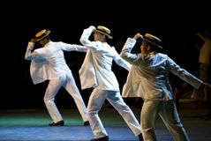 Danzatori del Brasile fotografia stock libera da diritti