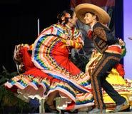 Danzatori messicani Fotografie Stock Libere da Diritti