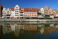 danzig gdansk Польша Стоковые Фото