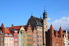 Danzig, Pologne Photographie stock libre de droits