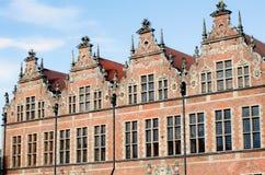 Danzig, Pologne Image libre de droits