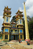 Dao寺庙 免版税库存图片