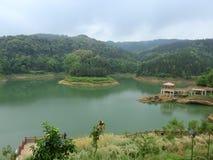 Daolingou sceniskt område royaltyfri bild