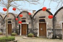 Dapeng Ancient village Stock Photos