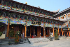 Dapeng Dongshan Temple Royalty Free Stock Photography