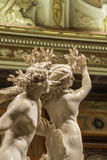 Daphne And Apollo Bernini Sculpture. Unrequited Love. Borghese Gallery. Rome, Italy Stock Image